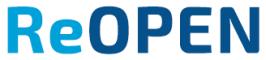 Logo of ReOPEN Learn