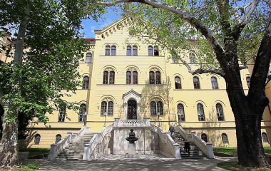 university-of-zagreb-croatia-main-building